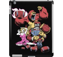 Barrel Boss Battle iPad Case/Skin