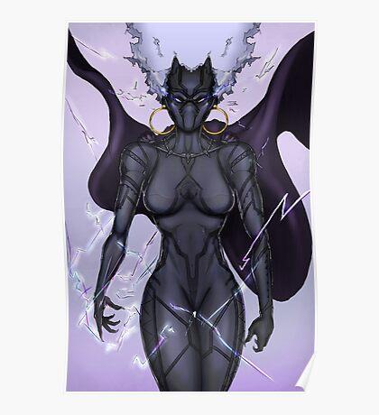 Black Storm Poster