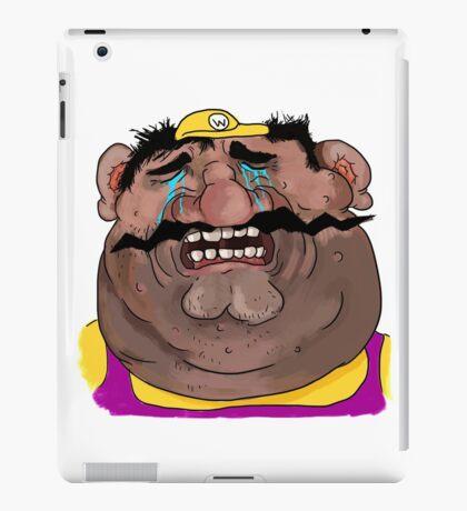 Sad Wario iPad Case/Skin
