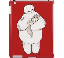 Hairy baby, Grumpy baby iPad Case/Skin