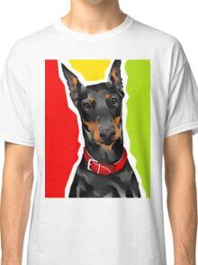 DOBBIE - Doberman Pinscher Classic T-Shirt