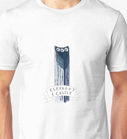 Elephant & Castle- Strata Tower Unisex T-Shirt
