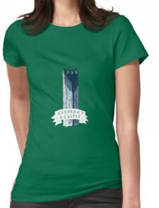 Elephant & Castle- Strata Tower Womens Fitted T-Shirt