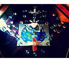 Universal Love - Crystal Healing Photographic Print