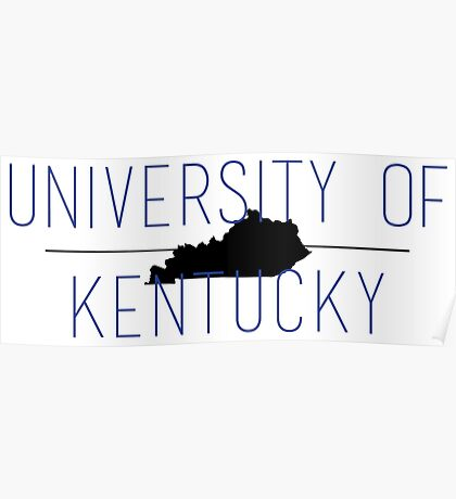 university of kentucky Poster