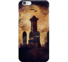 The Circle Of Stones iPhone Case/Skin