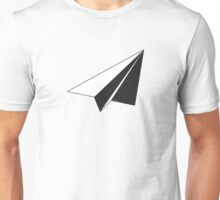Paper Airplane 77 Unisex T-Shirt