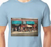 City - Edison NJ - Pino's basket shop Unisex T-Shirt