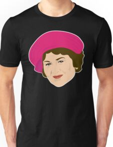 Keeping Up Appearances - Hyacinth Bucket Bouquet Unisex T-Shirt