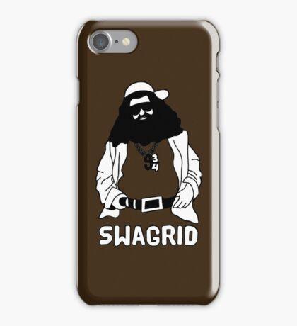 Swagrid iPhone Case/Skin