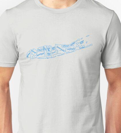 Long Island Unisex T-Shirt