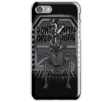 Don't Open Empire Inside iPhone Case/Skin
