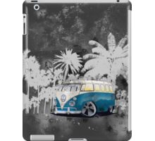 Splitty Grunge (W) iPad Case/Skin