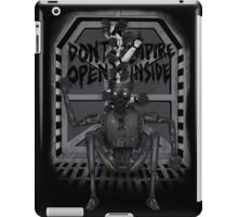 Don't Open Empire Inside iPad Case/Skin