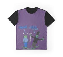Xnarf and Knuk the Great Graphic T-Shirt
