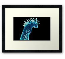 Deer God Framed Print