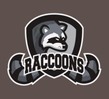 Raccoons by toreyhickman