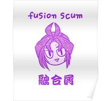 FUSION TRASH (YURI) Poster