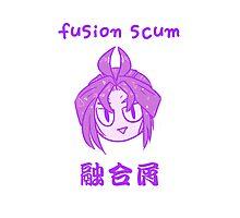 FUSION TRASH (YURI) Photographic Print