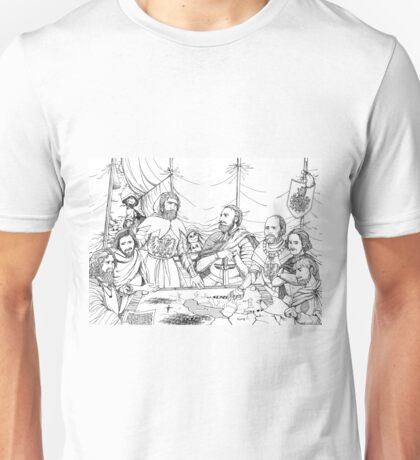William Tell And Duke Leopold Unisex T-Shirt