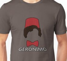 11th Doctor - Geronimo  Unisex T-Shirt