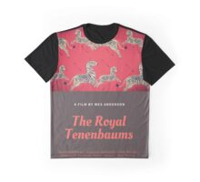 The Royal Tenenbaums WES ANDERSON zebra poster Graphic T-Shirt