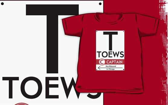 Retro CTA sign Toews by mightymiked