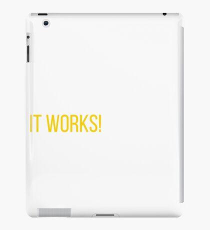 Programmer iPad Case/Skin