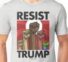 Resist Trump, Fists (Updated) Unisex T-Shirt