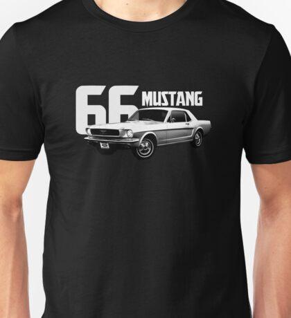 1966 Mustang Unisex T-Shirt