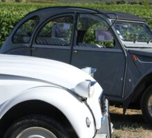 Vintage French car by ProvenceProvence Sticker