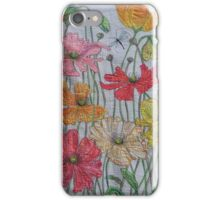 Poppy Paradox  iPhone Case/Skin
