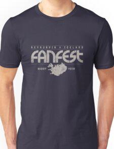 Fanfest Travel Shirt Unisex T-Shirt