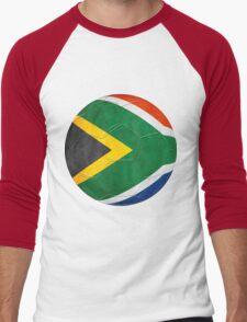 South Africa Men's Baseball ¾ T-Shirt