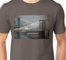 Manhattan & Brooklyn Bridge's > Unisex T-Shirt