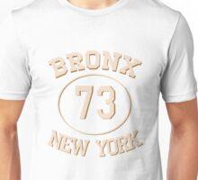 Bronx 73 New York Unisex T-Shirt