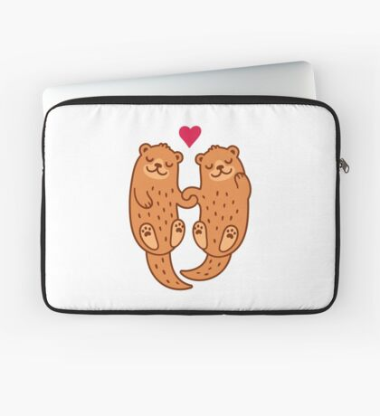Otterly adorable Laptop Sleeve