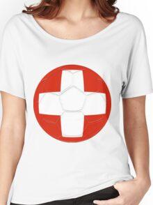Switzerland Women's Relaxed Fit T-Shirt