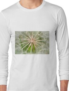 Heart Of A Dandelion Long Sleeve T-Shirt