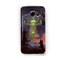 UFO Sighting Coque et skin Samsung Galaxy