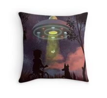 UFO Sighting Coussin
