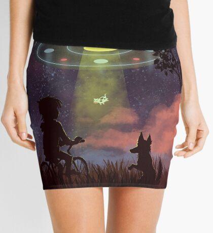 UFO Sighting Mini Skirt