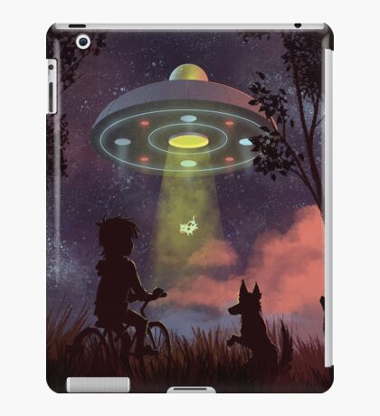 UFO Sighting iPad Case/Skin