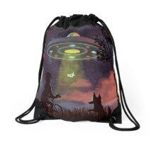 UFO Sighting Sac à cordon