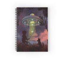 UFO Sighting Cahier à spirale