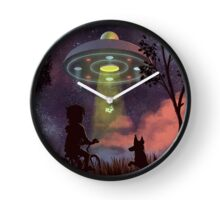 UFO Sighting Clock