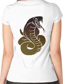 king cobra Women's Fitted Scoop T-Shirt