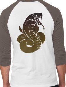 king cobra Men's Baseball ¾ T-Shirt
