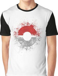 Poke'ball Graphic T-Shirt