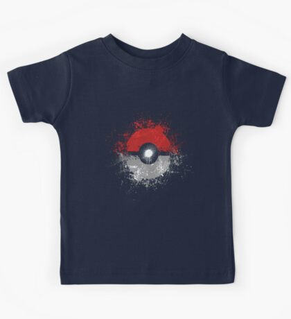 Poke'ball Kids Tee